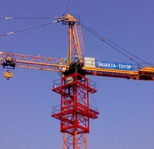 tower crane arksh group 2
