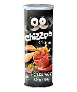 Chizzpa Hot & Spicy