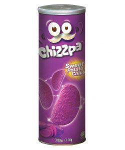 Chizzpa Sweet Potato Chips