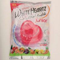 Glacier White Heartz Candy - 740gm
