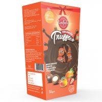 Tafeli Truffles (Orange) - 250 gm